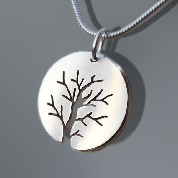Hey, I found this really awesome Etsy listing at https://www.etsy.com/listing/216451213/silver-tree-pendant-silver-jewelry