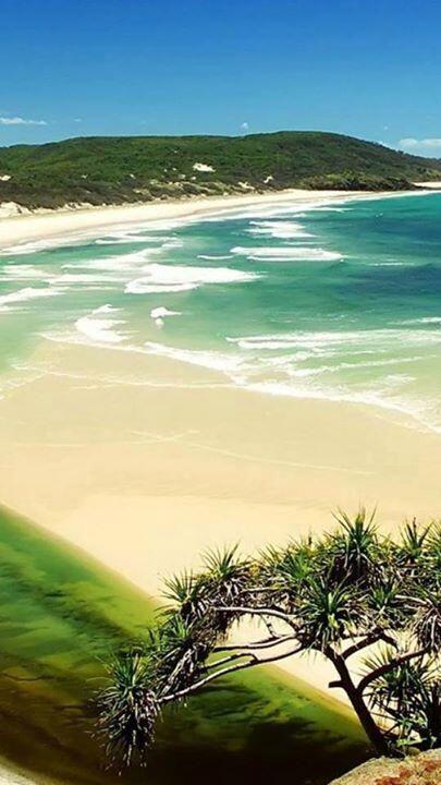 Isola Fraser,#Australia