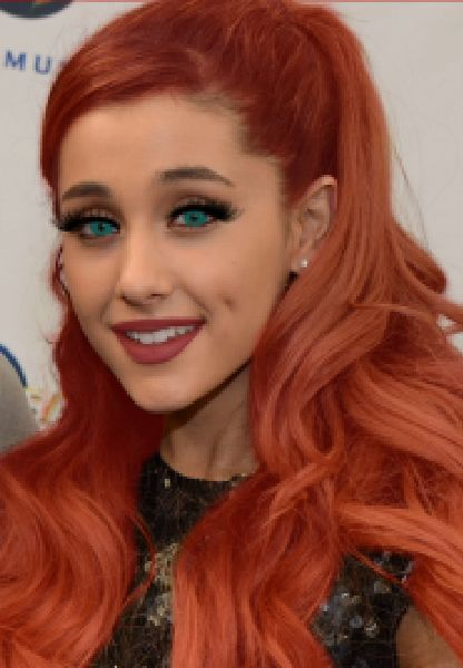 """Ariana is a singer and lyricist. She was born in Boca Raton, Florida, to Joan Grande and Edward Butera, both of whom are of Italian descent. After growing up in Florida, She moved to Los Angeles when she received the role of """"Cat Valentine"""" in Nickelodeon's Victorious (2010), along with Victoria Justice and Elizabeth Gillies. http://www.billboard.com/articles/columns/pop/8005599/ariana-grande-my-everything-stool-meme"""