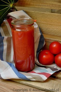 dosismakolyki.pl: Gęsty przecier pomidorowy