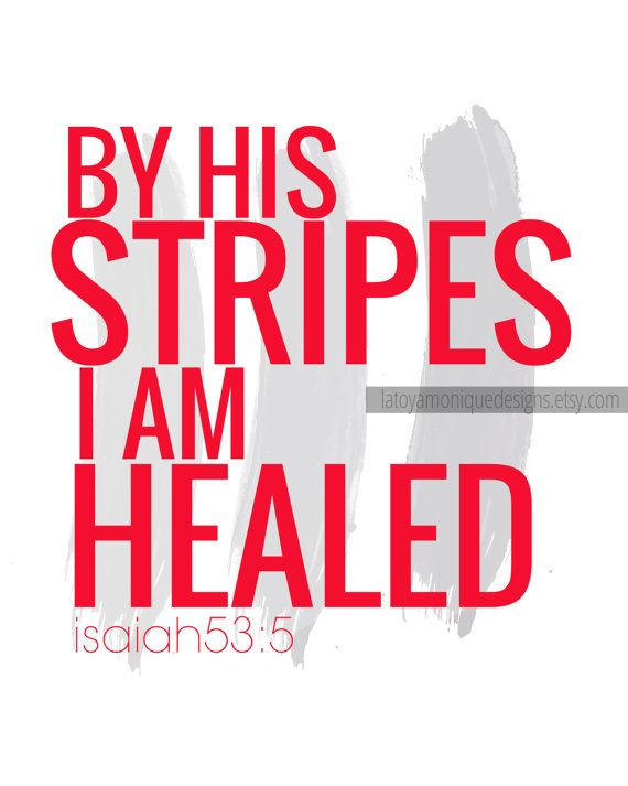 Isaiah 53:5 Scripture Inspired Art, Scripture Printable, Bible Verse Art, 8x10 Wall Decor