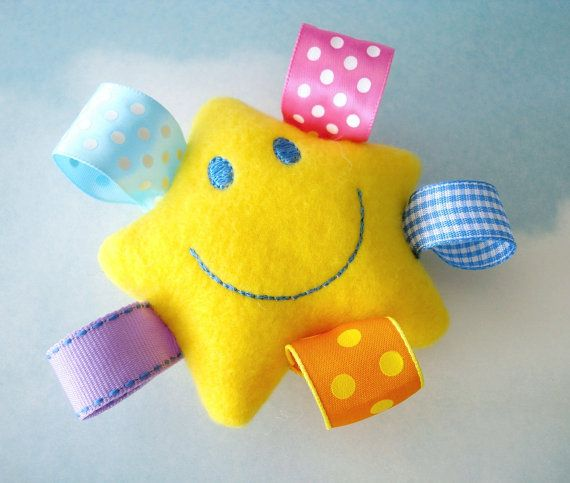 Smiling Star Toy Baby Mobile ??