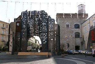 Palazzo Mosti: il presepe del maestro Riccardo Dalisi a Natale in mostra a Nola