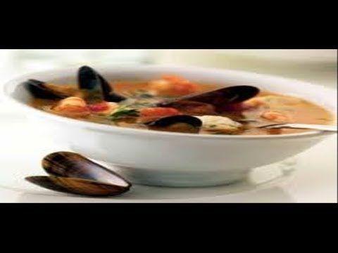 Zupa z owoców morza (Sopa de marisco) - Hiszpanskie JedzenieHiszpanskie Jedzenie