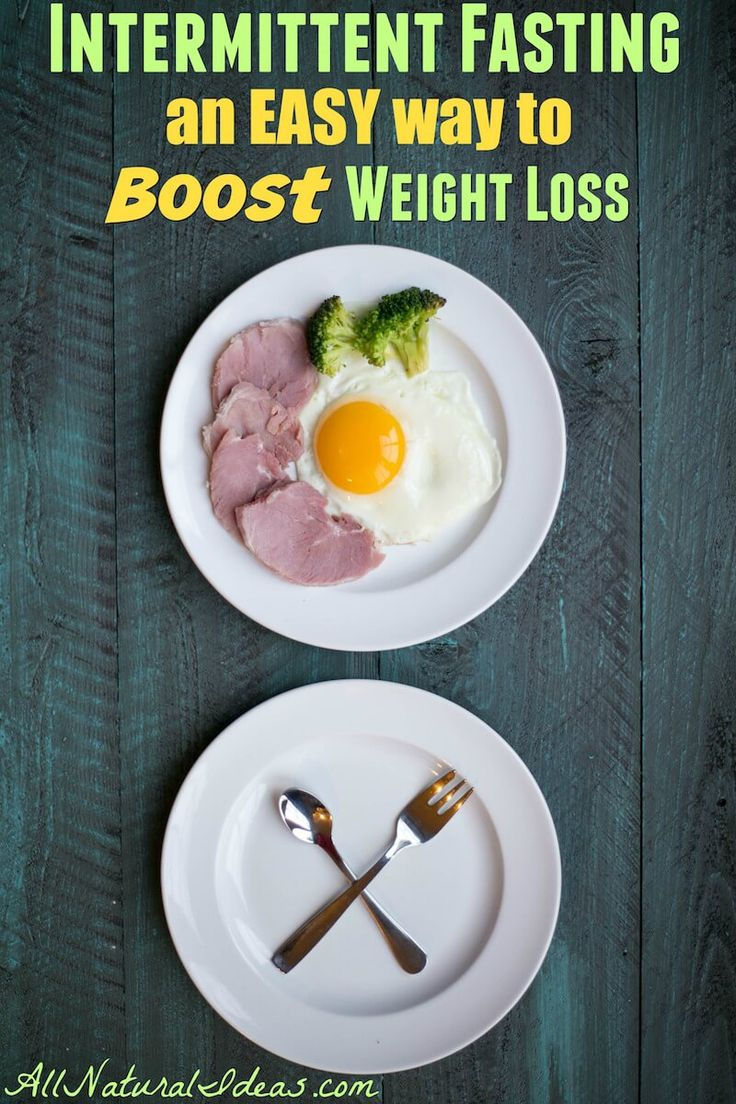 The intermittent fasting diet plan is a way to easily boost weight lost by eatin...