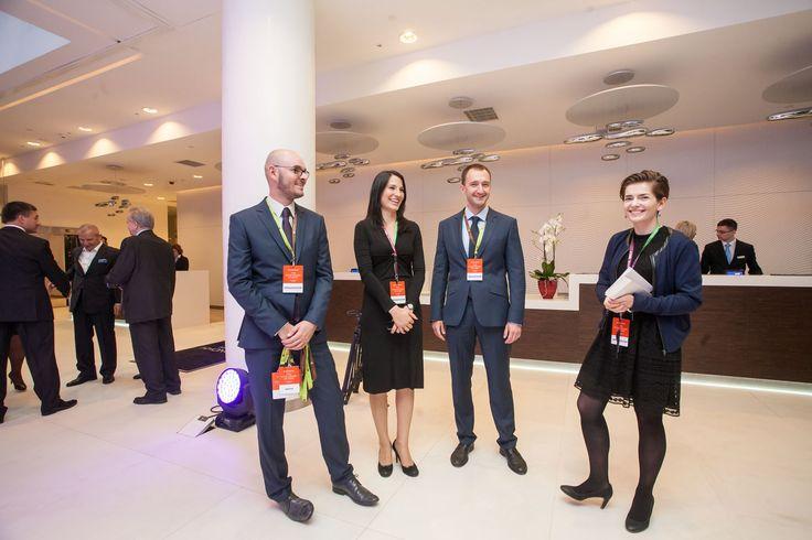 Telma Communucations Agency team in DoubleTree by Hilton hotel