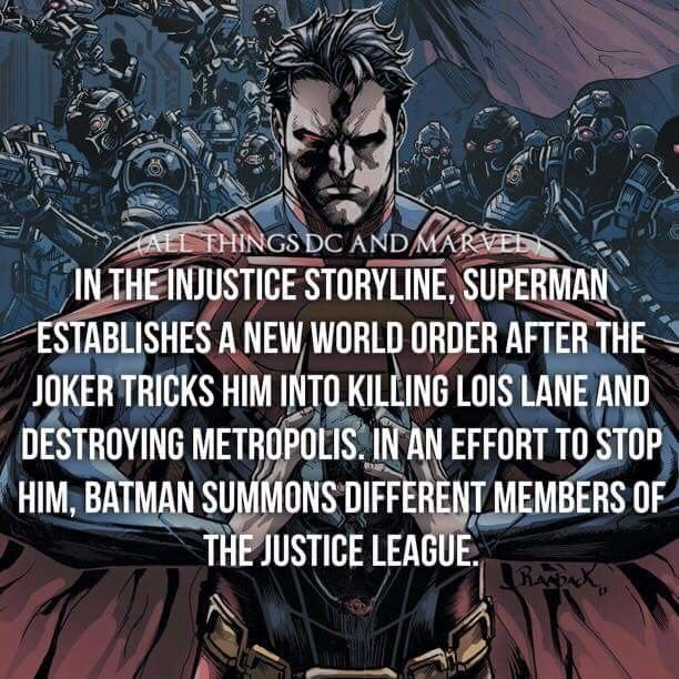 More Superhero Facts