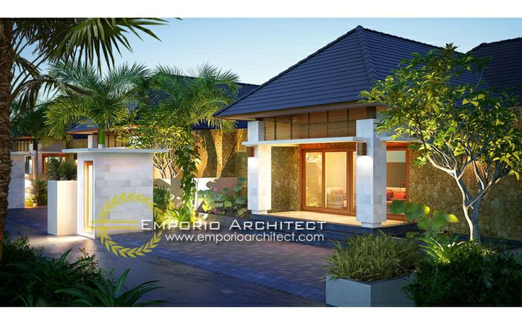 Volcom Kenanga Villas Design