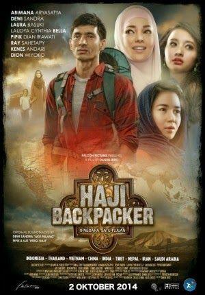 Menjelang Lebaran Haji Oktober mendatang, Falcon Pictures telah menyiapkan sebuah film sarat pesan yang dibungkus dalam kisah menarik dan penuh inspirasi. Film tersebut diberi judul HAJI BACKPACKER,