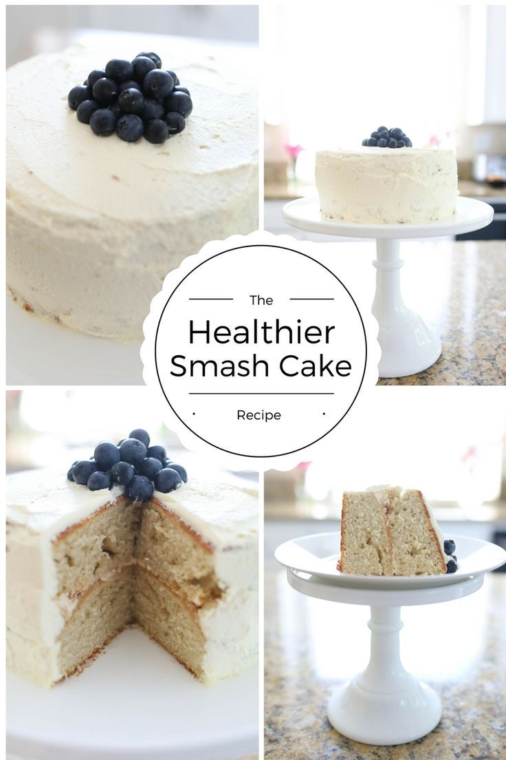 Healthy smash cake!  Bellissimi Bambini: Banana Apple Cake Recipe: A Healthy Approach for Baby's 1st…