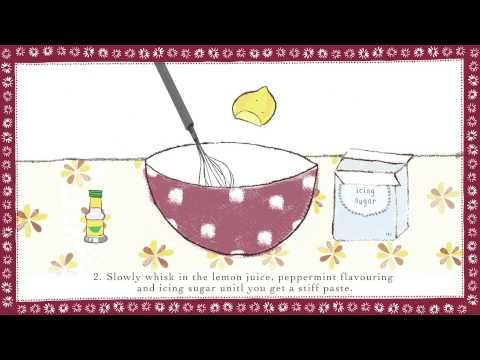 Welcome to this year's count down to Christmas. Today, day 11, Emily is making Peppermint Creams. http://www.emilybutton.co.uk/News/
