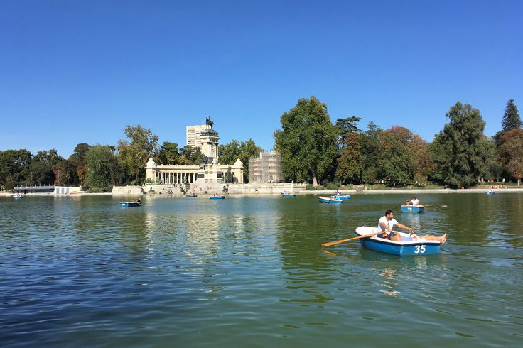 Working abroad in Spain and Portugal - Madrid