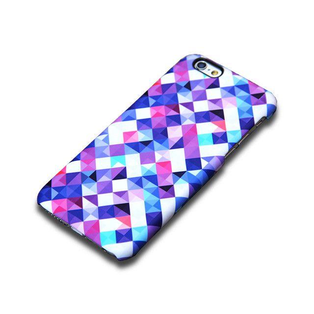 Andromedia Optical Watercolor Geometric iPhone Galaxy Phone Case 042-1