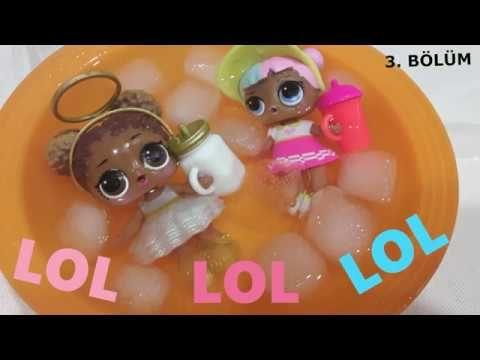 Lol Bebek Videoları | 2.Seri Lol Bebekler | 3.Bölüm | Lol Bebek Kıyafetl...