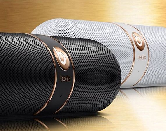 Beats by Dre Pill   Rose Gold