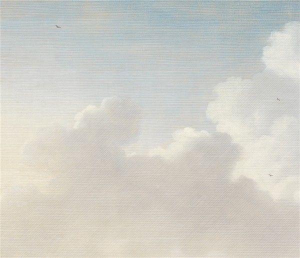 Eijffinger Masterpiece Dutch Sky Stripes Bleu 358120