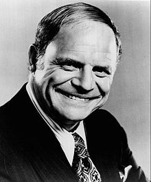 """Donald Jay """"Don"""" Rickles (born May 8, 1926) is an American stand-up comedian and actor. A frequent guest on The Tonight Show Starring Johnny Carson, Rickles has acted in comedic and dramatic roles, but is widely known as an insult comic."""