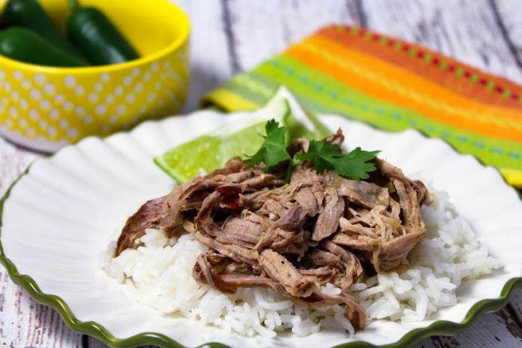 Mexican Citrus Roasted Pork #justapinchrecipes