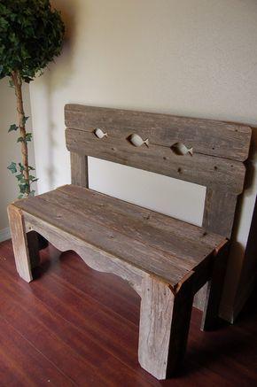 Muebles De Madera Reciclados. Muebles De Madera Reciclada Y Hierro ...