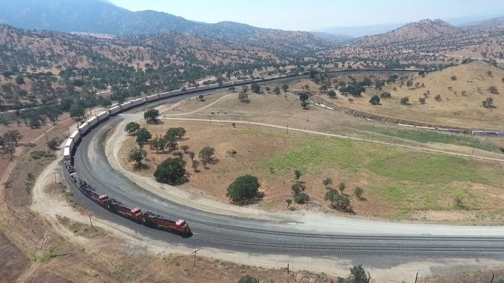 The Engineering Marvel of Tehachapi Loop