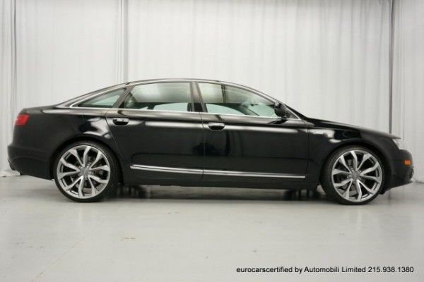 Audi A6 C6 With 20 Inch C7 Factory Wheels Find Of The Day Oe 2011 Audi A6 3 0 Tfsi