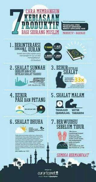 7 Kebiasaan Dahsyat
