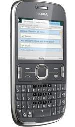 Nokia Asha 302, 12 Ay interneti ve sınırsız Facebook'u ile!