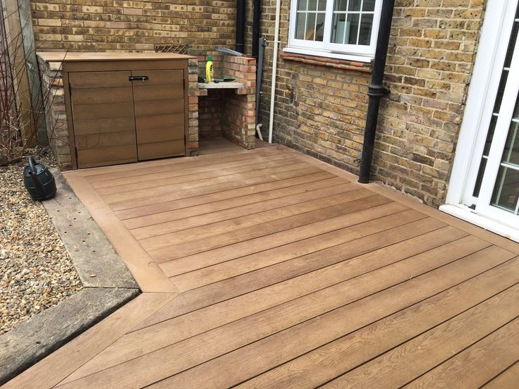 The 25 Best Composite Decking Ideas On Pinterest Trex