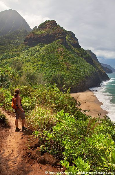 Should Do on Your Trip: Hike the Kalalau Path in Kauai, Hawaii.... >>> Learn more by going to the image link