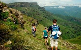 Drakensberg Hiking Trails | Witsieshoek Mountain Lodge