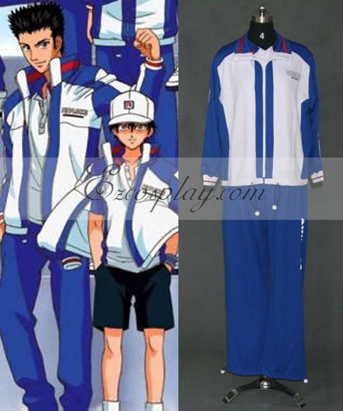 The Prince of Tennis Echizen Ryoma Seigaku School Uniform #Everyone Can Cosplay! Cosplay costumes #Anime Cosplay Accessories #Cosplay Wigs #Anime Cosplay masks #Anime Cosplay makeup #Sexy costumes #Cosplay Costumes for Sale #Cosplay Costume Stores #Naruto Cosplay Costume #Final Fantasy Cosplay #buy cosplay #video game costumes #naruto costumes #halloween costumes #bleach costumes #anime