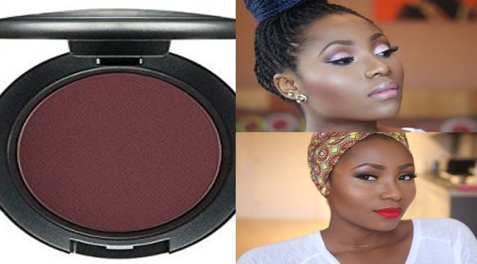 5 Blush For Dark Skin That Look Gorgeous
