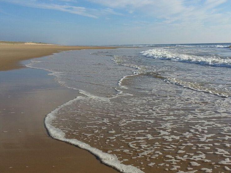 Plage de Moliets.  #landes #moliets #plage #beach
