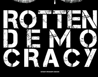 "Check out new work on my @Behance portfolio: ""SG50 - Rotten Democracy"" http://on.be.net/1F3BXrO"