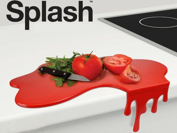 Splash! Leikkuulauta 24,60 e - Mulletoi.com verkkokauppa