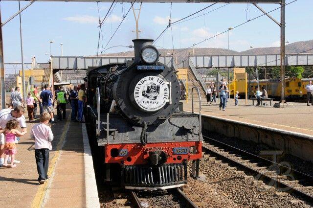 Friends of the rail,  Pretoria. South Africa. By #PhotoJdB