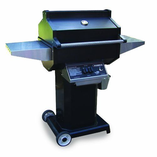 New Phoenix Black Natural Gas Grill Head on Black Aluminum Base with Cart by New Phoenix. $1219.99. WHAT'S INCLUDED: Grill Get extraordinary tasting food without fuss with this New Phoenix Black Natural Gas Grill Head on Black Aluminum Base with Cart. Anybody can whip up a gourmet meal and impress family and friends. You don't need to be a trained cook to use this grill; it's so easy that a beginner can also use it with great ease. Built with all the quality and cooking ...