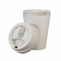 MUG personnalisable écologique DRINKSAF en bioplastique : les gobelets réutilisables remplacent les gobelets jetables en plastique polluant et générateurs de déchets ...