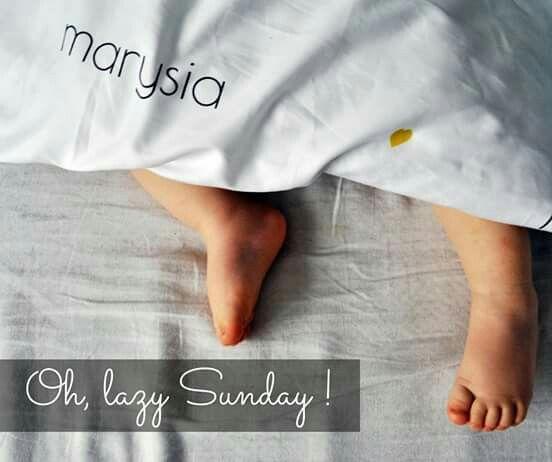 U nas leniwie  Lazy Sunday