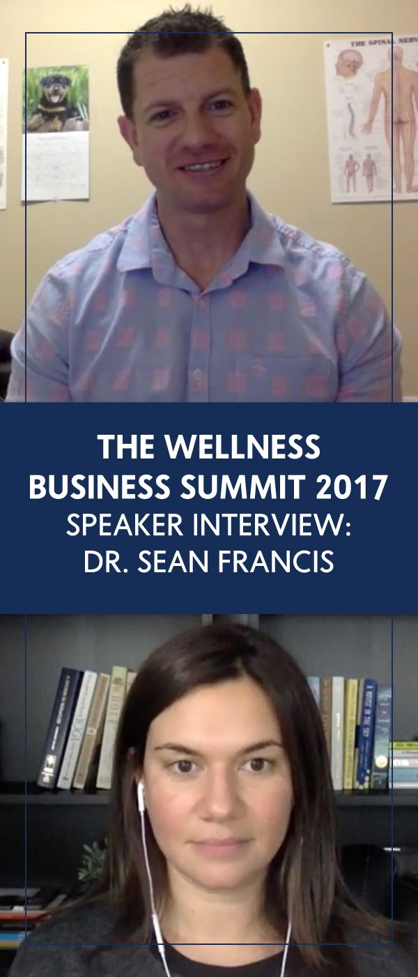 [Interview] How To Use Facebook To Fill Your Challenge, Bootcamp Or Group Program with Dr. Sean Francis - The Wellness Business Hub