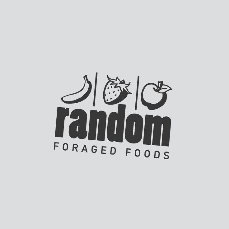 Logo Design. Random. Designed by White is Black.