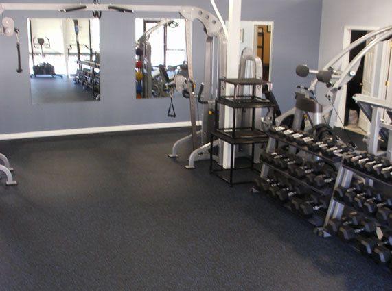 Home Gym Rubber Flooring