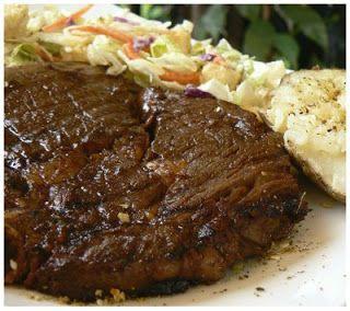 Le palais gourmand: Marinade pour steak