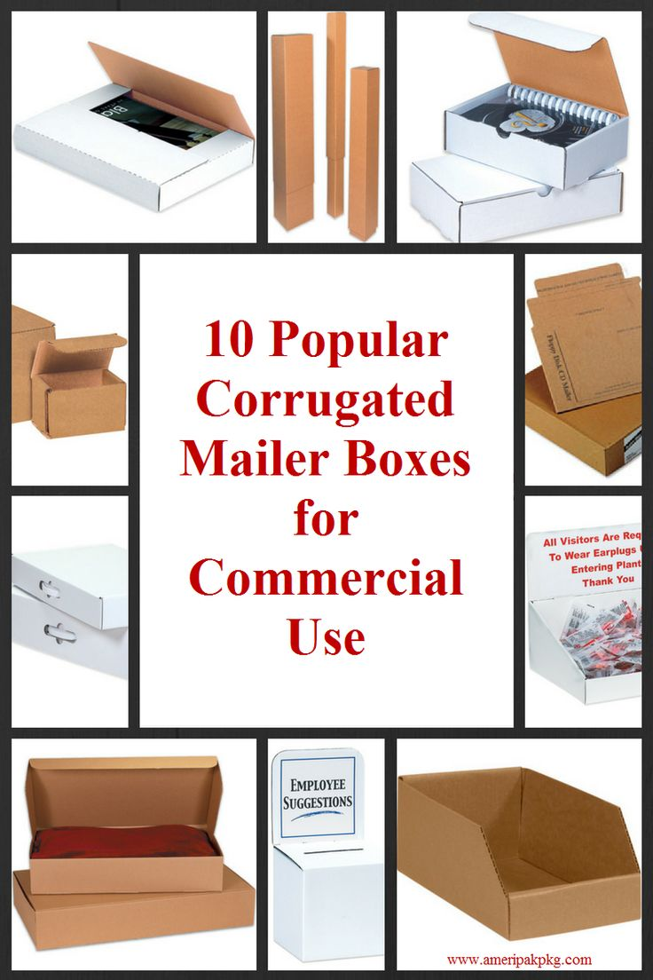 14 best Corrugated Mailers images on Pinterest   Letter boxes, Mail ...