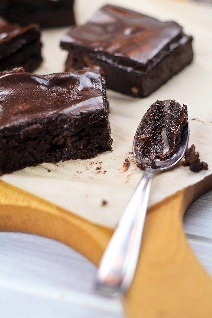 Brownies de batata-doce | 24 maneiras deliciosamente saudáveis de satisfazer seu…