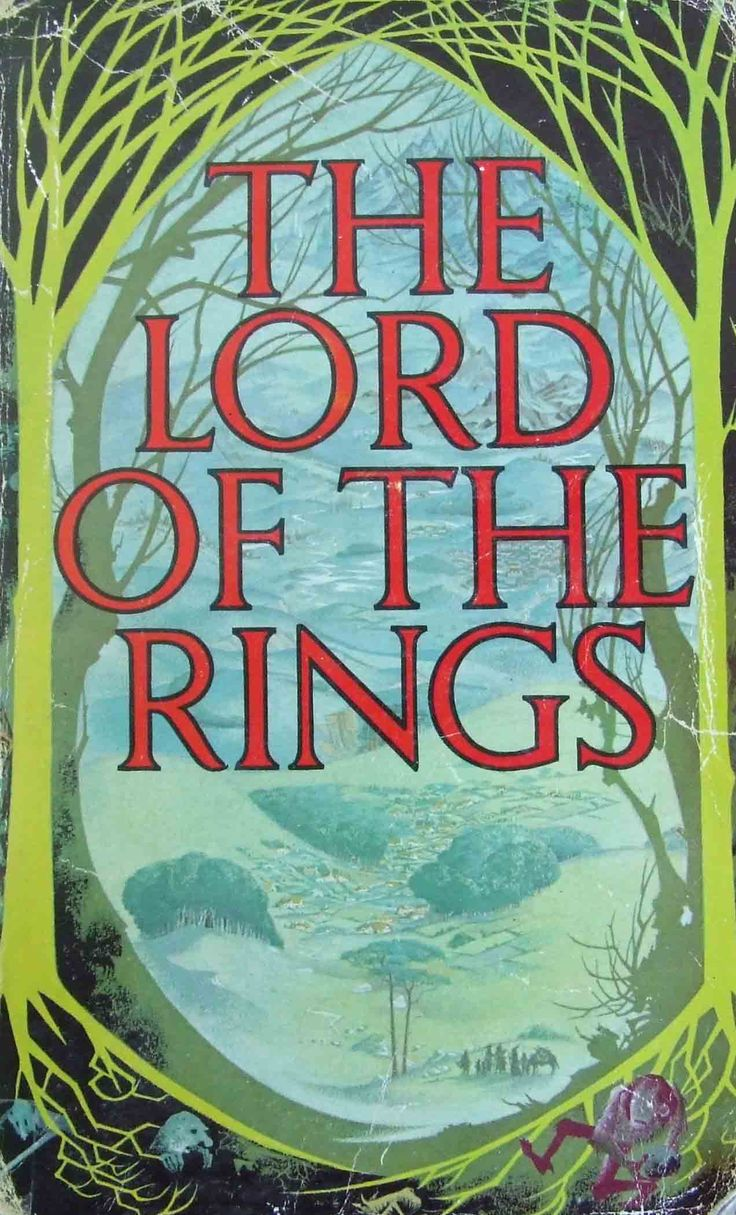 The Lord of the Rings by J.J.R. Tolkien