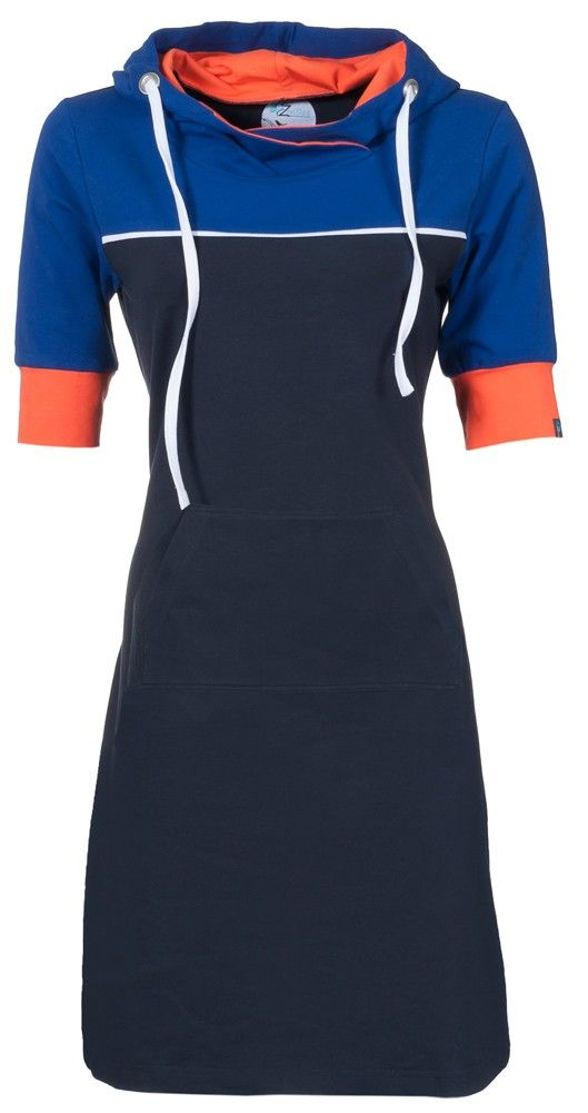 Zendee sportieve tricot damesjurk