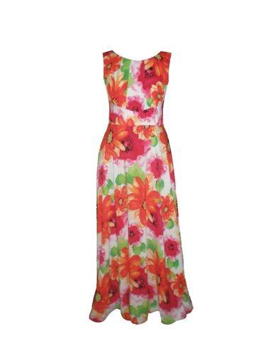 Мастер-класс: платье с отрезной юбкой