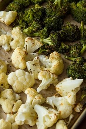 Roasted Cauliflower/Broccoli Buddha Bowl | Buddha Bowls/Pho | Pintere ...