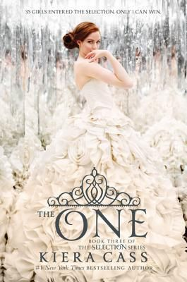 The One (The Selection #3) by Kiera Cass ---- {3/23/2017}